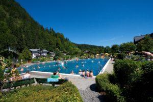 Freibad Lofer (c) Salzburger Saalachtal Tourismus