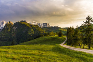 Landschaft (c) Salzburger Saalachtal Tourismus