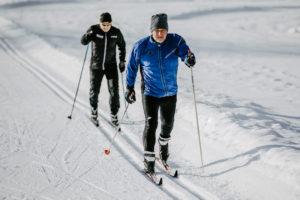 Langlauf Best Ager Klassik (c) Salzburger Saalachtal Tourismus