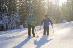 Schneeschuhwandern (c) Salzburger Saalachtal Tourismus