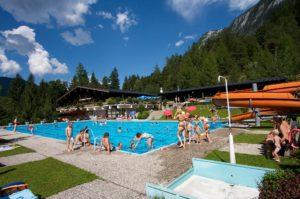 Schwimmbad Lofer (c) Salzburger Saalchtal Tourismus