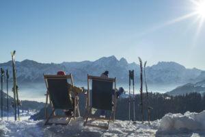 Skitour (c) Salzburger Saalachtal Tourismus