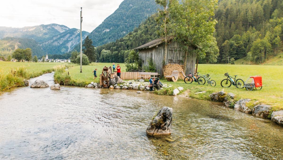 Logenplatz Hochmoos (c) Salzburger Saalachtal Tourismus