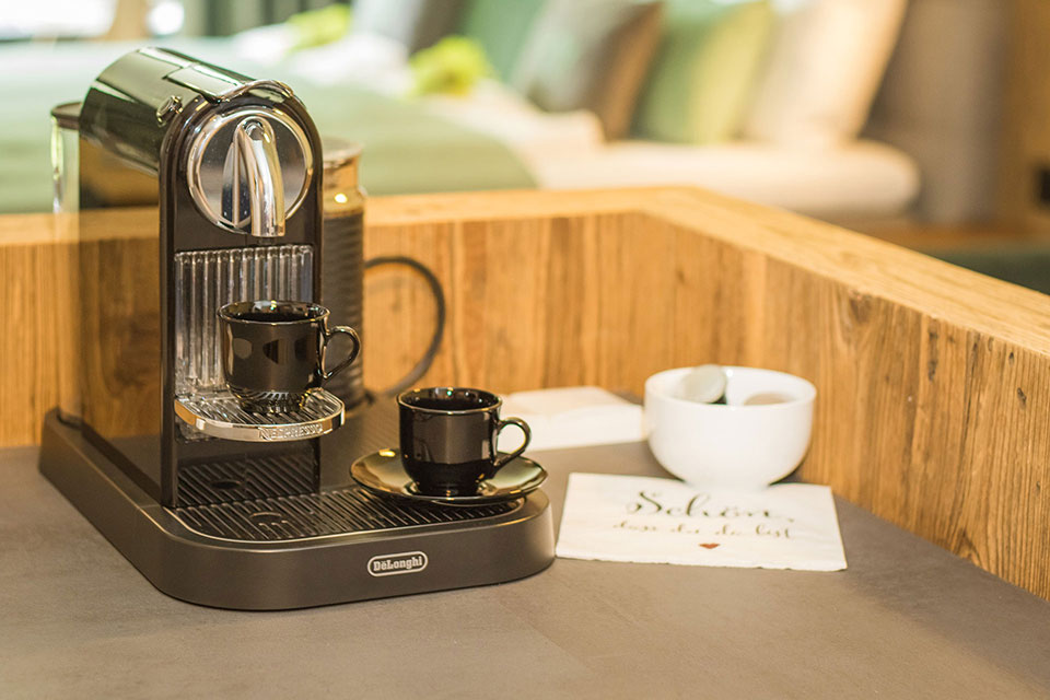 Küche - Nespresso Kaffeemaschine
