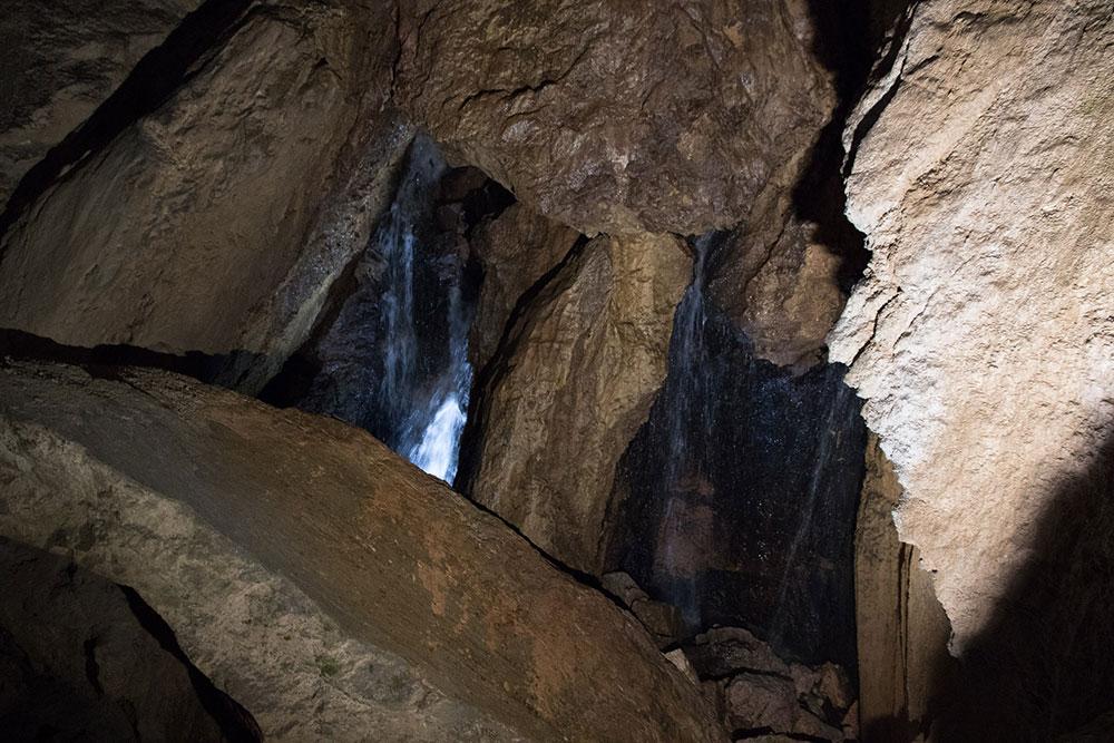 Lamprechtshöhle St. Martin bei Lofer - Wasser