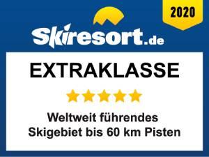 Almenwelt Lofer - Auszeichnung Extraklasse