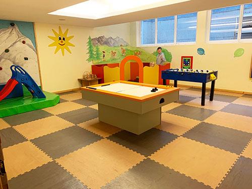 Gasthof Grubhof - Spielzimmer für Kinder