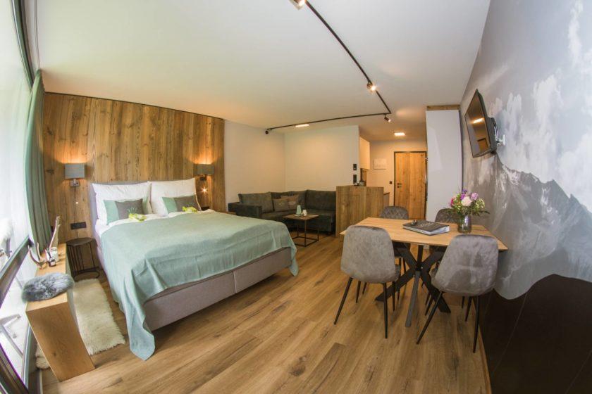 Ferienwohnung Mitterer - Appartements im Grubhof St. Martin bei Lofer