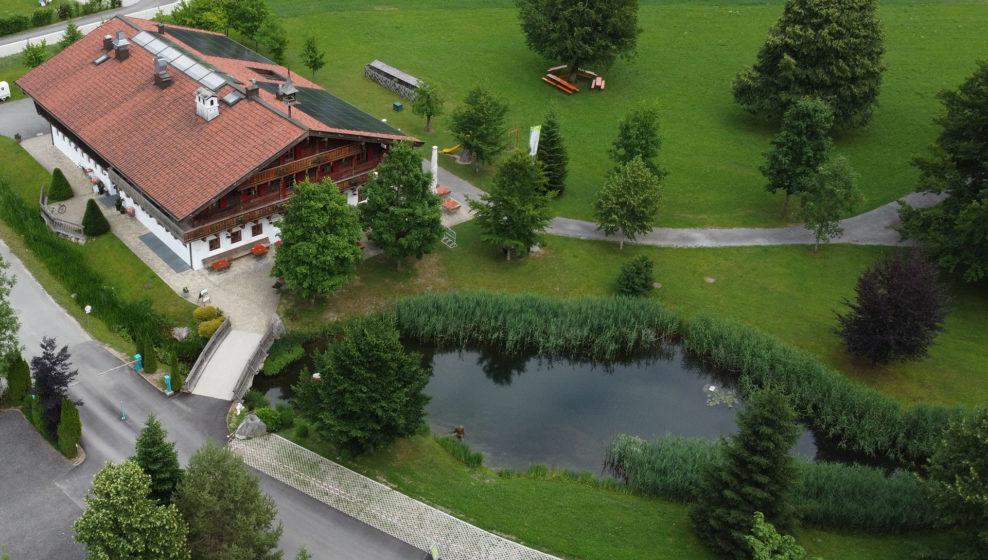 Gasthof Grubhof - Restaurant am Campingplatz